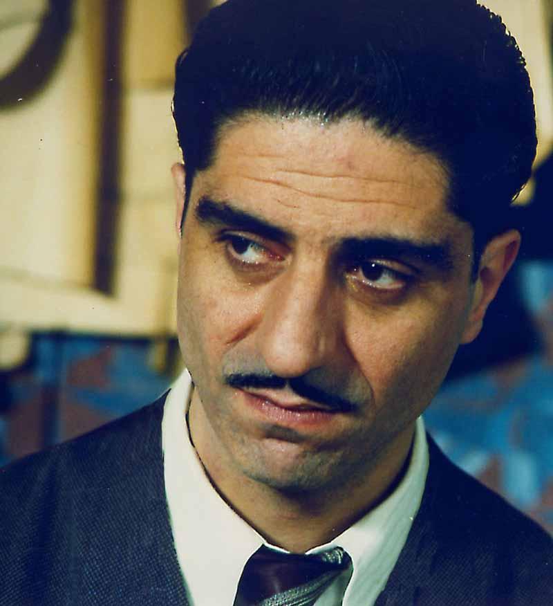 Acteur polyvalent, <b>Simon Abkarian</b> est également metteur en scène. - simon_abkarian3